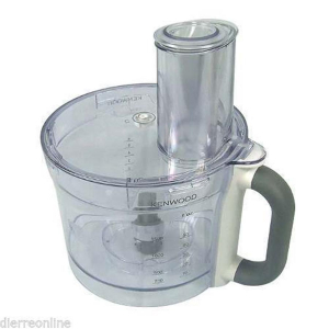 Ciotola recipiente food processor kenwood fdp