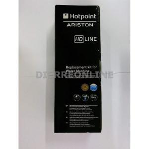 Filtro carboni attiva macchina acqua CT NTC IX2 Hotpoint ariston